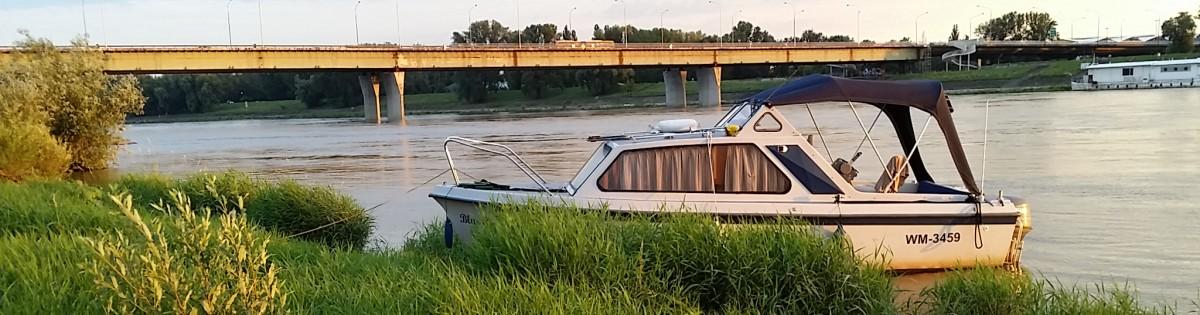 Spływ rzeką Narwią z Nowogrodu do Warszawy 2014 r.